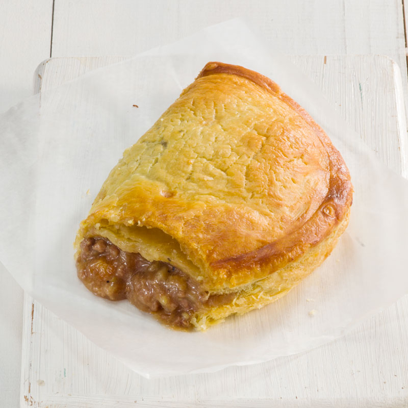 Cornish Pasty Pie