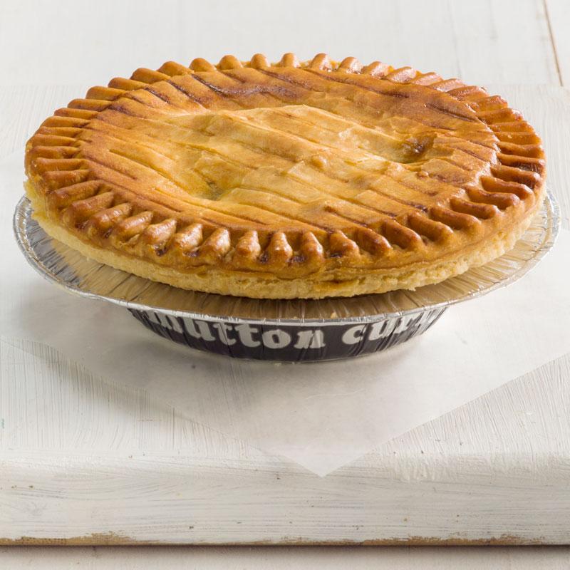 Mutton Curry Pie